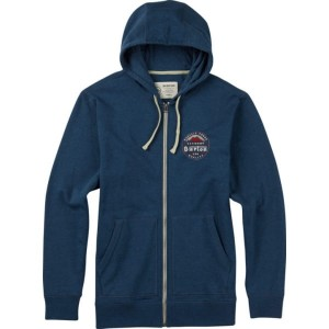 "BURTON - Bluza Męska ""MB Long Trail Full-Zip Hoodie"""