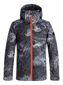 "QUIKSILVER - Kurtka Junior ""TR Mission - Snow Jacket"""