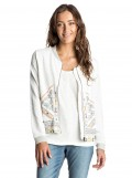 "ROXY - Bluza Damska ""Beach Banks Printed - Bomber Jacket"""