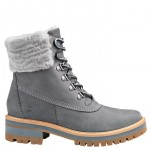"TIMBERLAND - Buty Damskie ""Courmayeur Valley 6In Shearling Boot"" A255A"