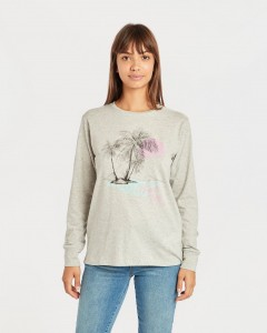 "BILLABONG - Longsleeve Damski ""Shining Sun Long Sleeve"""