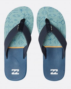 "BILLABONG - Klapki Męskie ""All Day Theme Sandals"""