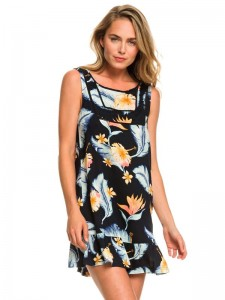 "ROXY  - Sukienka Damska ""All About The Sea Dress Tank"" ERJX603145"