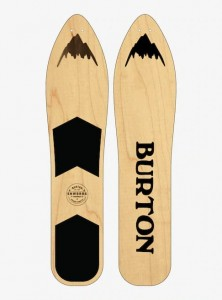 "BURTON - Deska ""The Throwback"" 130 cm."