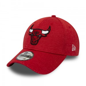 "NEW ERA - Czapka ""Chicago Bulls Shadow Tech Red 9Forty"""