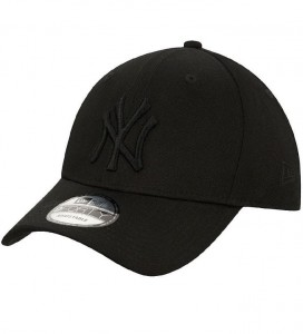 "NEW ERA - Czapka ""New York Yankees Essential Black 9Forty"""