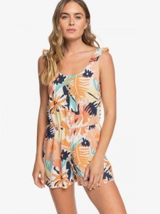"ROXY - Kombinezon Damski ""Rainbow Palm - Strappy Playsuit"" ERJWD03417"