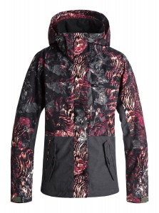 "ROXY - Kurtka Damska ""Jetty Block - Snow Jacket"""