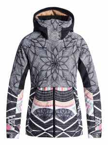 "ROXY - Kurtka Damska ""Frozen Flow - Snow Jacket"""