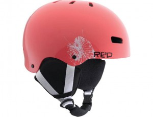 "RED - Kask Junior ""Trace Grom"""
