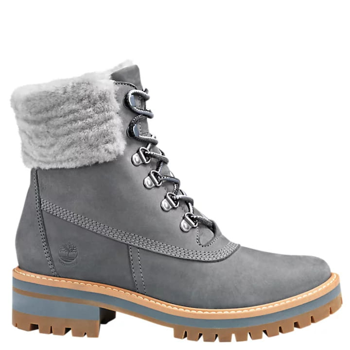 Timberland Buty Damskie Courmayeur Valley 6in Shearling Boot A255a Firma Sport